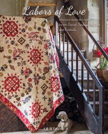 Boek LABORS OF LOVE - Secret Sewing Sisters