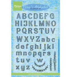 Stempel Eline's alphabet