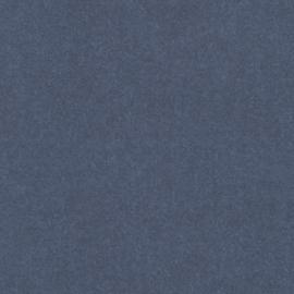 Flannel Wool Tweed Flannel midnight blauw 9618F55