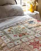 Boek QUILTS, SOMEWHERE IN THE MIDDLE by Susan Smith