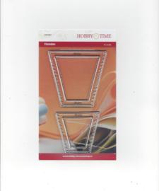 Quiltstempels vingerhoedjes 6 cm en 4 cm cre0087