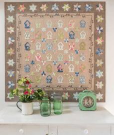 Quiltmania boek Making Happy Quilts van Mieke Duyck