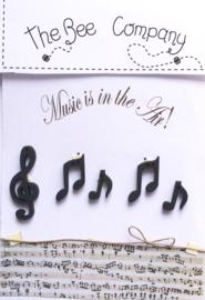 Knopen - muzieknoten