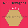 "hexagon mallen 3/8 "" inch"