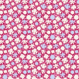 Tilda BirdPond Pompom Raspberry
