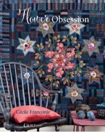 Boek Flower Obsession van Cécile Francononie