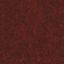 Flannel Wool Tweed Flannel sangria donkerrood 9618F87