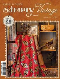 Quiltmania Simply Vintage nr. 32