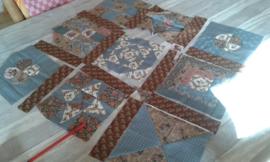 Basiscursus patchwork en quilten op vrijdagochtend