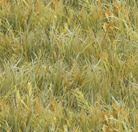 Quiltstof met afbeelding van gras lichtgroen 250
