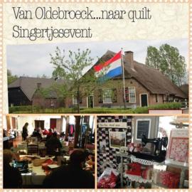 Blog...Singertjesdag bij het boerderijmuseum in Oldebroek