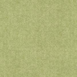 Flannel Wool Tweed Flannel sage groen 9618F41