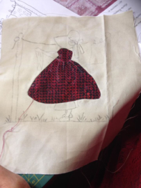 Blog...workshop 'A stitchers life'
