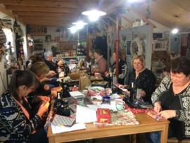 Blog...Zalkse roezel op de Singertjesdag bij de Lindehof