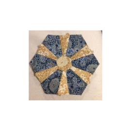 Quiltstempel Valse Brillante - Willyne Hammerstein crp0011