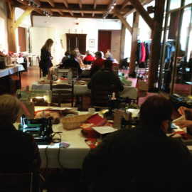 Blog..Singer event op de Lindehof
