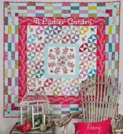 Blog...NIEUW BINNEN...A lady's garden - 7 april 2021