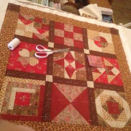 Blog...ik wil graag leren quilten en/of patchworken....