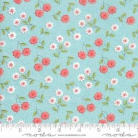 Moda Blossom Robins egg Nest by Lella Boutique 5062 15
