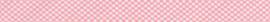 Biasband roze - wit geblokt 535