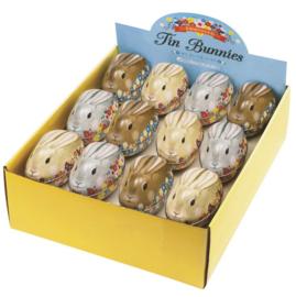 Blikje Bunny eieren