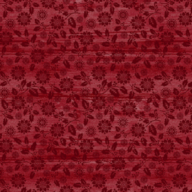 Quiltstof Rustic Village Christmas 688519