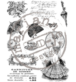 Stempel Victorian lady's