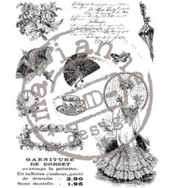 Stempel Victorian lady's