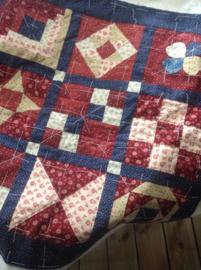 Beginnerscursus patchwork en quilten op vrijdagmiddag 2020
