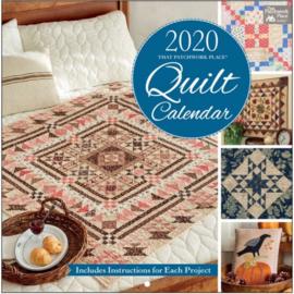 Blog...Quilt kalender 2020