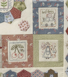 Patroon Heartstrings Quilts