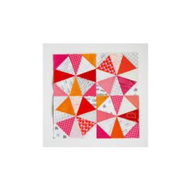 Quiltstempel kaleidoscoop crp0026
