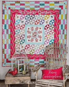 Boek A Ladies Garden van Karen Cunningham
