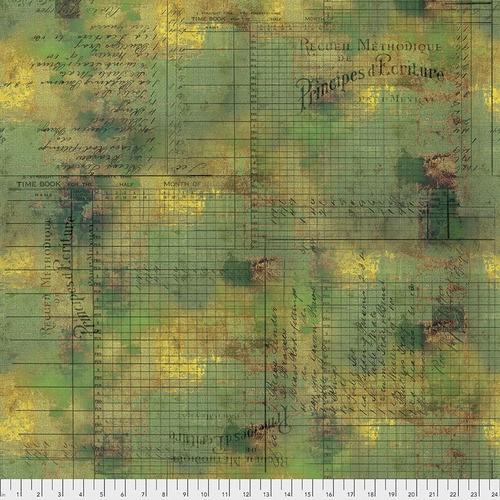 Principal Methods by Tim Holtz PWTH132  moss - groen