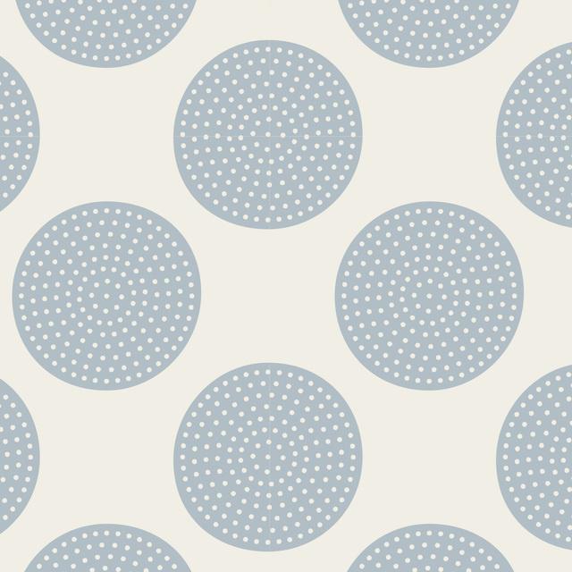 Tilda Classic Basics Collection 130044 Dottie Dots Light Blue