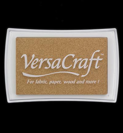 Versacraft stempel inkt licht bruin - Sand