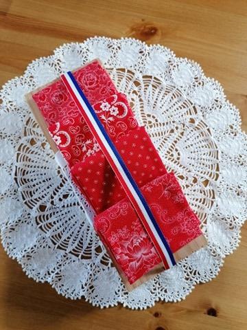 pakket 1 Westfalen rood - wit