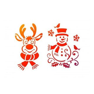 Sjabloon 'winter'