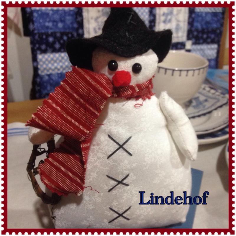 Lindehof Little Snowman