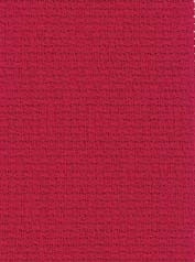 Dmc aïda rood 14 ct/inch - 5.5 pts/cm