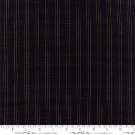 Homespun Gath Iron Black Green 12710 36