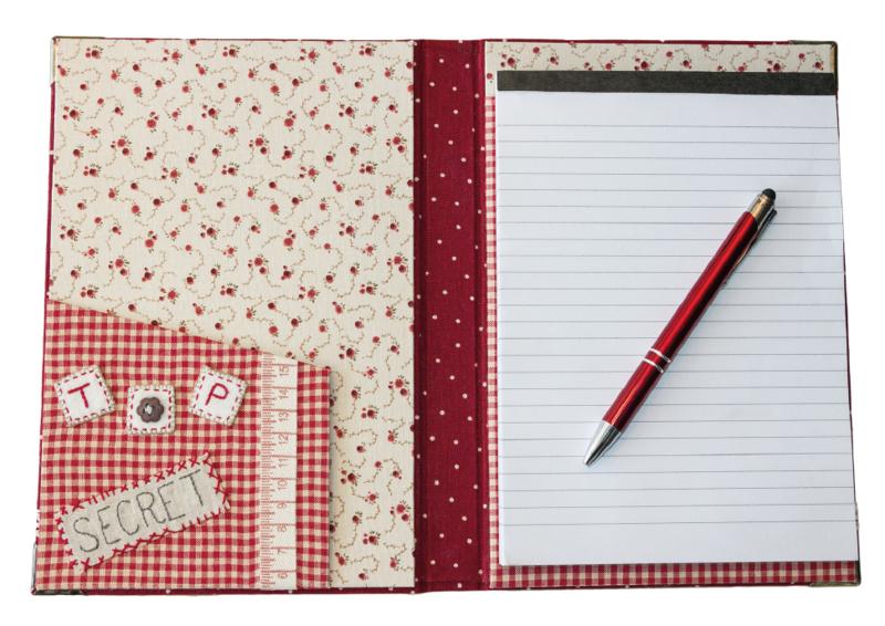Notebook Large  A5 kartonnage