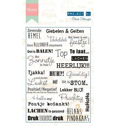 stempel clear stamp
