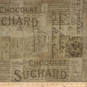 FREE SPIRIT Eclectic Elements by Tim Holtz PWTH011 Neutral