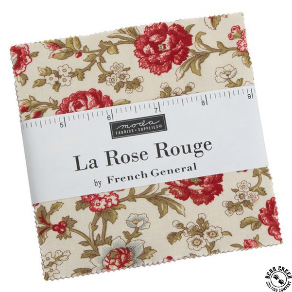 La Rose Rouge by French General MC
