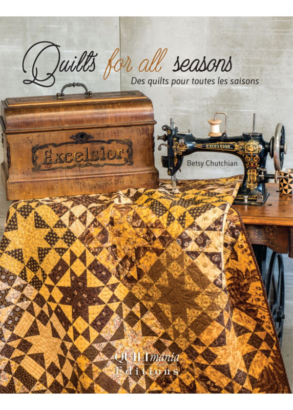 Quiltmania - Quilts for all seasons