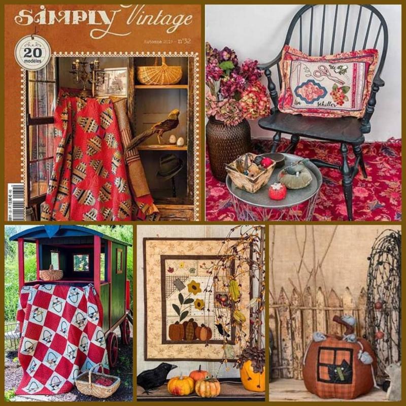 Blog...Simply Vintage 32