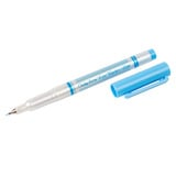 Bohin wateroplosbare pen extra dun blauw