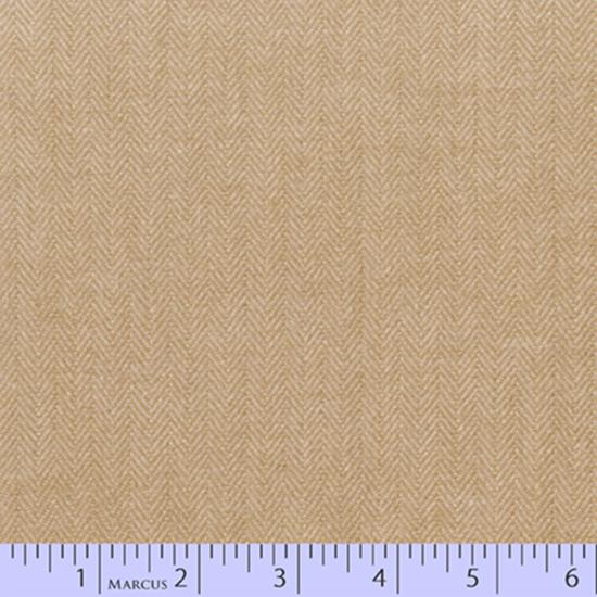 Primo Plaids yarn dyed flanel heel licht bruin 0141