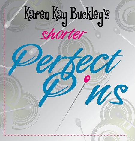 Perfect Pins kort van Karen Kay Buckey